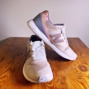 New Balance Pastel Pink Sneakers size 8.5